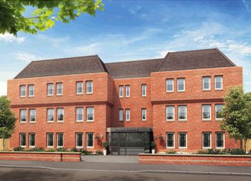 Thumbnail 1 bed flat for sale in Park House, Park Road, City Centre, Peterborough
