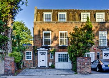 Thumbnail 3 bed terraced house to rent in Belsize Road, London