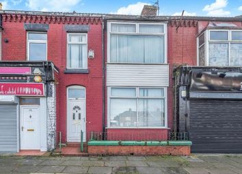 Thumbnail 3 bed terraced house for sale in Townsend Lane, Liverpool, Merseyside, England