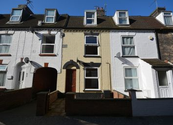 Thumbnail 3 bed terraced house to rent in Gordon Terrace, Middle Market Road, Great Yarmouth