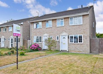Thumbnail 4 bed semi-detached house for sale in St. Georges Walk, Eastergate, West Sussex