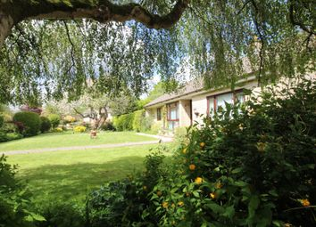 Thumbnail 4 bed detached bungalow for sale in Church Lane, Lower Seagry, Chippenham