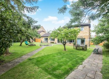 Thumbnail 6 bed detached house for sale in Kite Hill, Wanborough, Swindon
