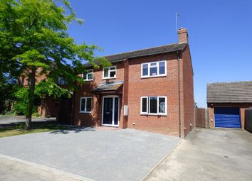 Thumbnail 4 bed detached house for sale in 4 Willow Close, Ryall, Upton Upon Severn, Worcestershire