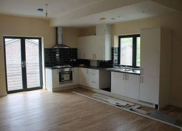 Thumbnail 1 bed flat to rent in 2 Yarwood Avenue, Baguely, Manchester
