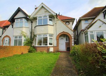 Thumbnail 3 bedroom semi-detached house to rent in Sipson Road, West Drayton, Middlesex