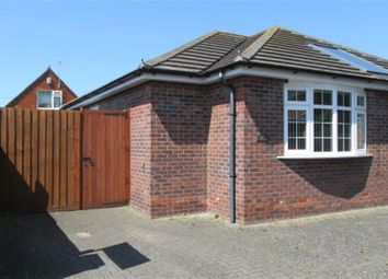 Thumbnail 1 bed bungalow to rent in Clifford Road, Skegness, Lincolnshire