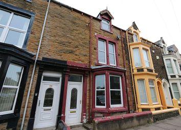 Thumbnail 4 bed terraced house for sale in Harrington Road, Workington, Cumbria