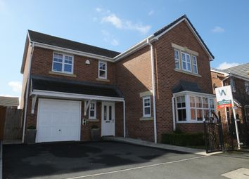 Thumbnail 4 bed detached house to rent in Roby Avenue, Buckshaw Village, Chorley