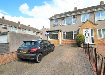 Thumbnail 4 bed property for sale in Poplar Road, Hanham, Bristol