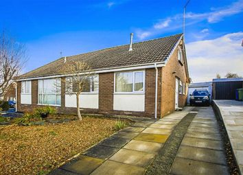 Thumbnail 3 bed semi-detached bungalow for sale in Brookland Close, Clayton Le Moors, Accrington