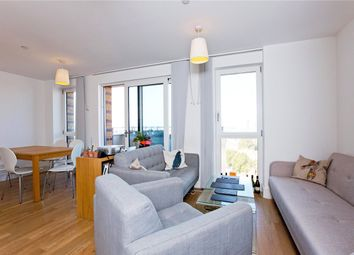 Thumbnail 1 bedroom flat for sale in Ivy Point, 5 Hannaford Walk, London