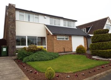 Thumbnail 4 bed detached house to rent in Barry Drive, Kirby Muxloe, Leicester