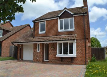 Thumbnail 4 bedroom detached house for sale in Agricola Way, Thatcham