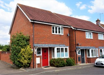 Thumbnail 2 bed detached house for sale in Lucas Close, Crawley