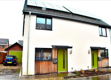 Thumbnail 2 bed semi-detached house for sale in Buttercup Drive, Swaffham