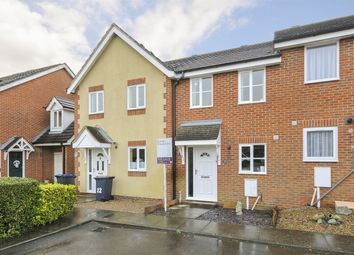 Thumbnail 2 bed terraced house for sale in Freshwater Close, Herne Bay, Kent