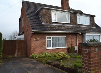 Thumbnail 3 bed semi-detached house to rent in Winchester Drive, Midway, Swadlincote