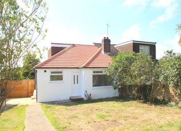 Thumbnail 3 bed semi-detached bungalow for sale in Valley Road, Sompting, West Sussex