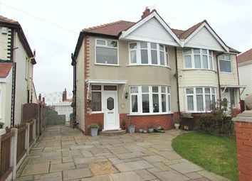 Thumbnail 3 bedroom property for sale in Cumberland Avenue, Thornton Cleveleys