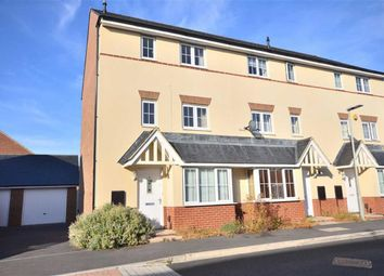 Thumbnail 4 bed end terrace house to rent in Diamond Jubile Close, Gloucester