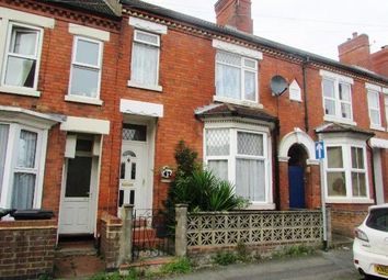 Thumbnail 3 bed terraced house for sale in Queen Street, Rushden