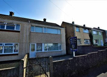 Thumbnail 3 bed end terrace house for sale in Pleasant View, Beddau, Pontypridd