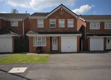 Thumbnail 3 bed detached house for sale in Oak Tree Road, Coalville