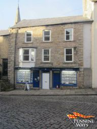 Thumbnail 3 bedroom maisonette to rent in Market Place, Alston, Cumbria