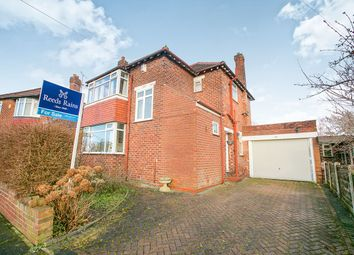 Thumbnail 3 bed detached house for sale in Richmond Hill Road, Cheadle