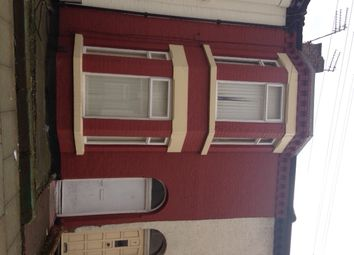 Thumbnail 3 bedroom terraced house to rent in Dunluce Street, Liverpool