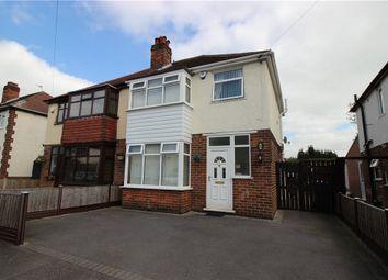 Thumbnail 3 bed semi-detached house for sale in Brackens Avenue, Alvaston, Derby