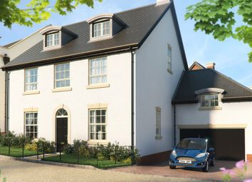 "Thumbnail 6 bed detached house for sale in ""The Elliot "" at Pitt Road, Winchester"