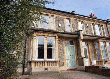 Thumbnail 4 bedroom end terrace house for sale in Nottingham Road, Bishopston