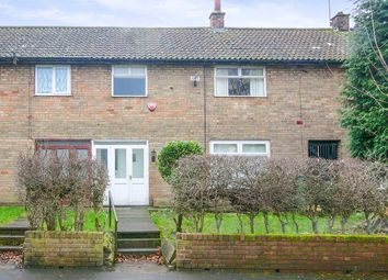 Thumbnail 3 bedroom terraced house for sale in The Clough, Brinnington, Stockport