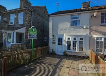 Thumbnail 2 bedroom property for sale in The Street, Corton, Lowestoft
