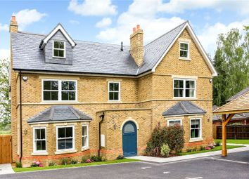Thumbnail 5 bed semi-detached house for sale in London Road, Sunningdale, Berkshire