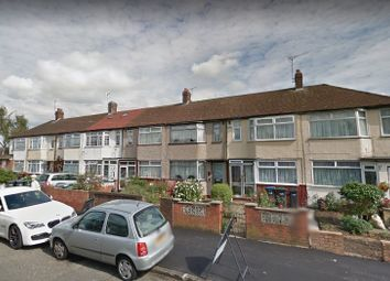 Thumbnail 3 bed terraced house to rent in Nightingale Road, London