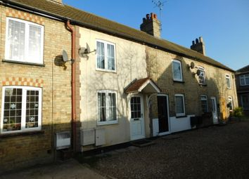 Thumbnail 2 bed terraced house for sale in Davis Row, Arlesey, Beds