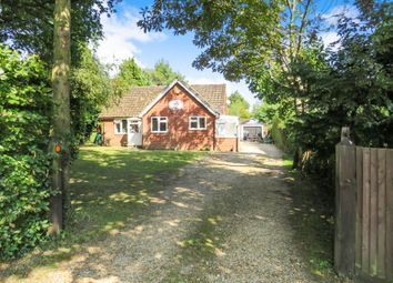 Thumbnail 4 bedroom land for sale in Romsey Road, East Wellow, Romsey