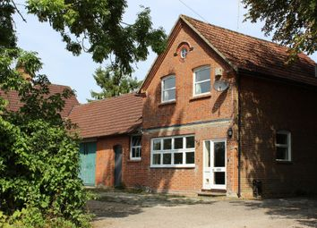 Thumbnail 3 bed cottage to rent in Sutton Scotney, Winchester