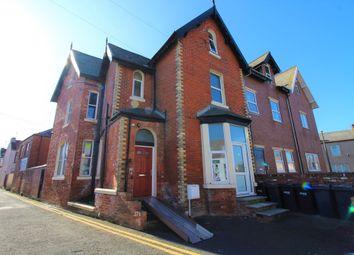 Thumbnail 1 bed flat to rent in Poulton Road, Flat 1, Fleetwood, Lancashire