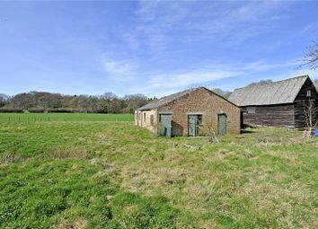 Thumbnail 5 bedroom barn conversion for sale in Gostrode Lane, Chiddingfold, Godalming, Surrey