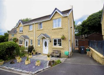 Thumbnail 3 bedroom semi-detached house for sale in Sykefield, Brierfield, Lancashire