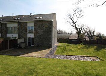Thumbnail 3 bed end terrace house for sale in Stad Clynnog, Dwyran, Llanfairpwll