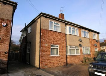 Thumbnail 2 bed maisonette for sale in Glenwood Close, Harrow
