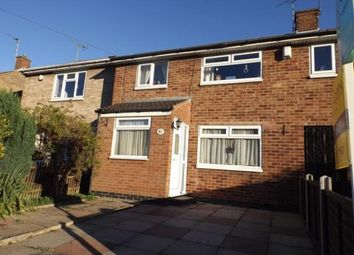 Thumbnail 3 bed terraced house for sale in Scotswood Crescent, Eyres Monsell, Leicester, Leicestershire
