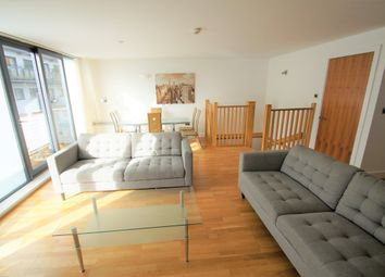 Thumbnail 3 bed flat for sale in Isaac Way, Manchester