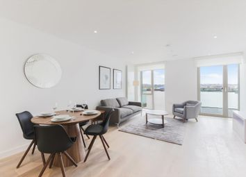 Thumbnail 2 bed flat to rent in Laker House, Royal Wharf