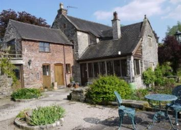 Thumbnail 4 bed detached house for sale in Bradbourne, Ashbourne, Derbyshire